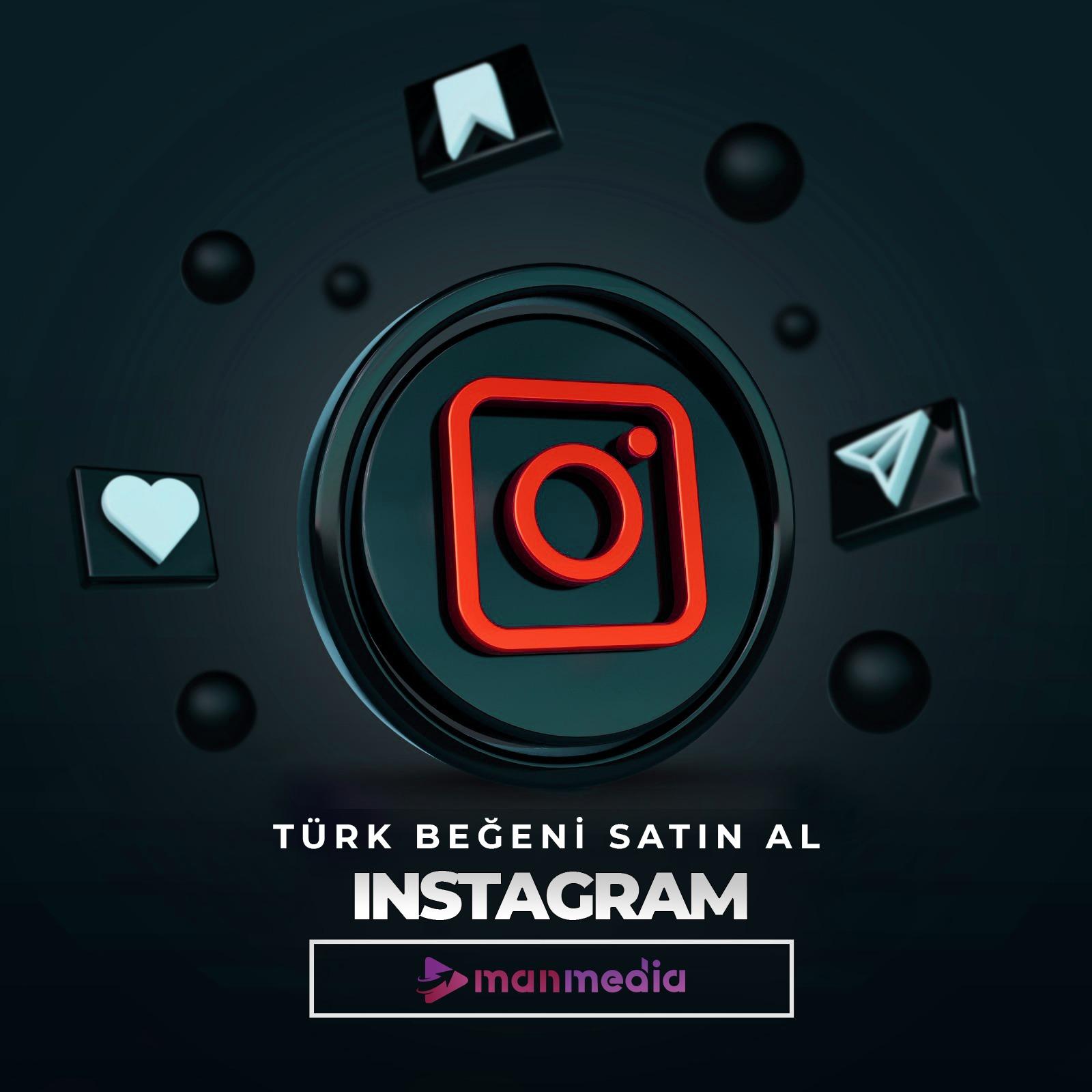 Instagram Türk beğeni satın al